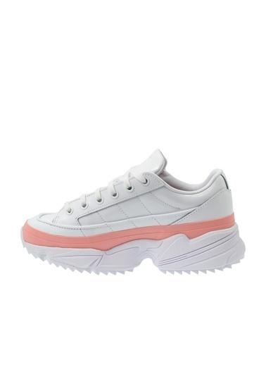 adidas Kadın Kiellor Sneakers 288611 Beyaz